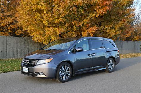 2015 honda odyssey review review 2015 honda odyssey touring canadian auto review