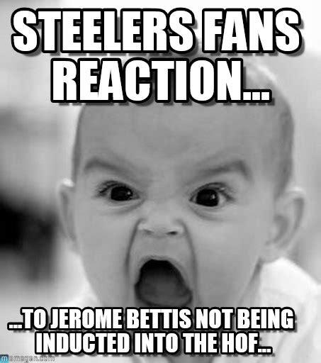 Steelers Fans Memes - steelers fans reaction angry baby meme on memegen