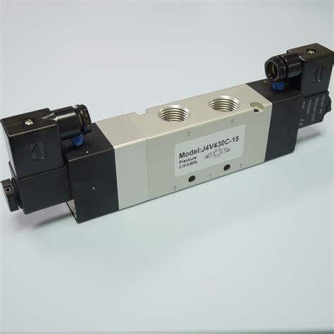 3 Way Valve 1 5 5 3 way solenoid valve 1 2 quot npt ports 4v430c 15 hqc