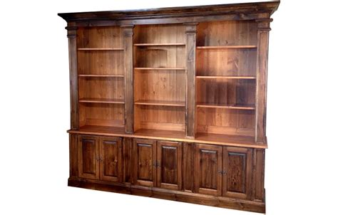 french country french provincial bookcase wall unit