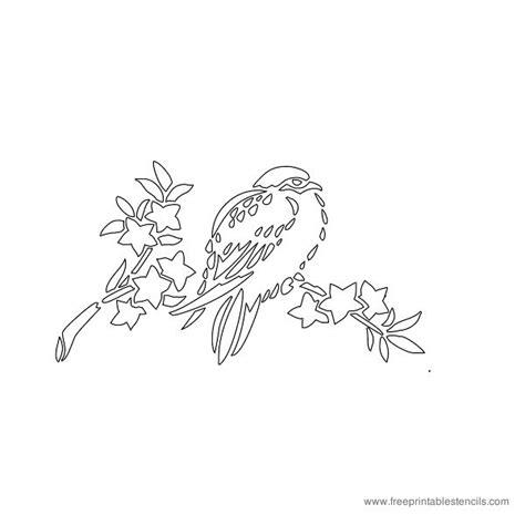 printable stencils of birds printable bird stencils parrots eagles heron pelican
