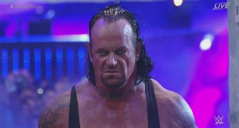 Wrestling Curtains The Undertaker Reportedly Had A Recent Hip Surgery