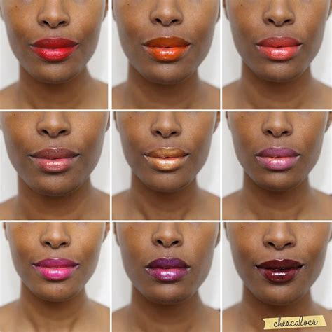 permanent lip colors for african american women lipstick colors for african american women short