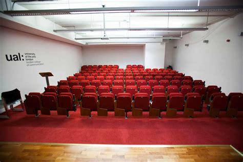 theatre conference venue hire in venue hire conferences london college of communication