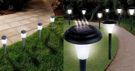 le de jardin solaire les les solaires de jardin et d ext 233 rieur viennent illuminer vos nuit