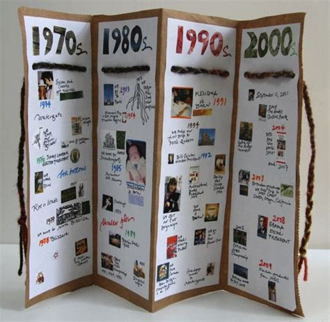 Handmade Project Ideas - best 20 timeline project ideas on