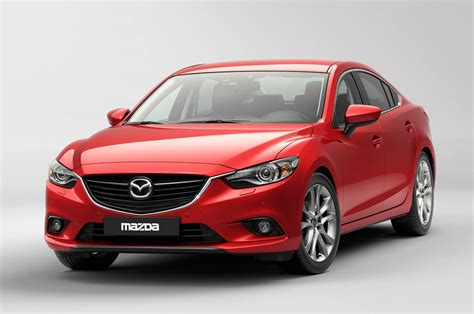 All New Mazda 6 Coupe