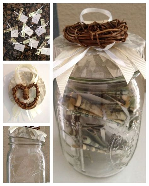 money as wedding gift 55 best images about money on pinterest jars money bank