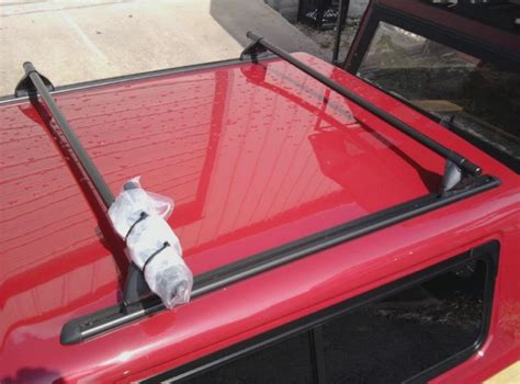 Topper Roof Rack by Yakima Truck Topper Roof Racks New Truck Accessories