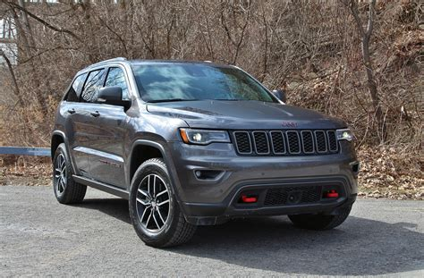 Spin Jeep Grand Trailhawk Limited Slip