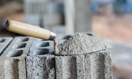 jenis bahan baku  proses pembuatan semen