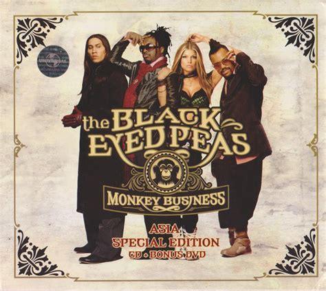 Cd Album Black Eyed Peas the black eyed peas monkey business cd album at discogs