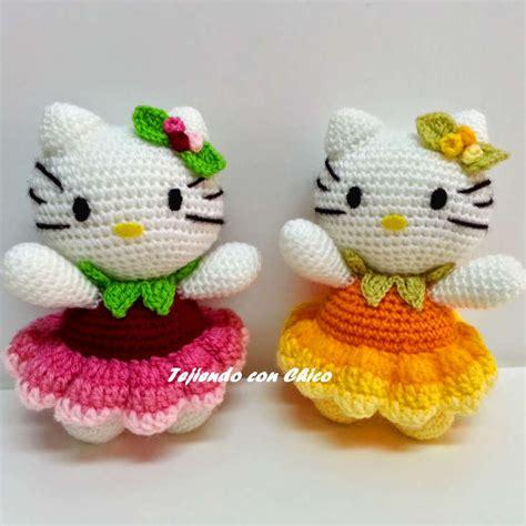 amigurumi kitty pattern free charming flower dressed hello kitty amigurumis wixxl