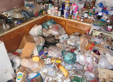 situational awareness in hoarder homes situational
