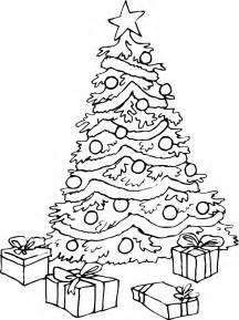 Full Size Christmas Tree Coloring Page » Ideas Home Design