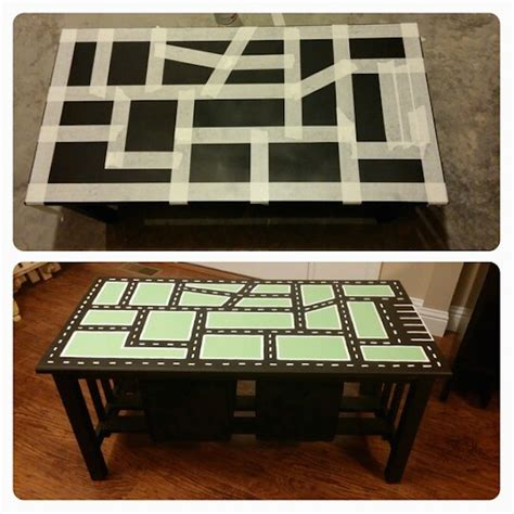 matchbox car play table 27 diy car projects for for wheels and