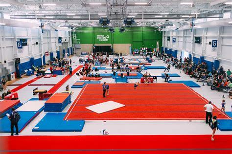 rockford park district gymlinks gymnastics meet