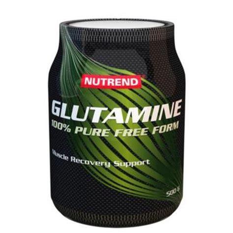 glutammina alimenti glutammina