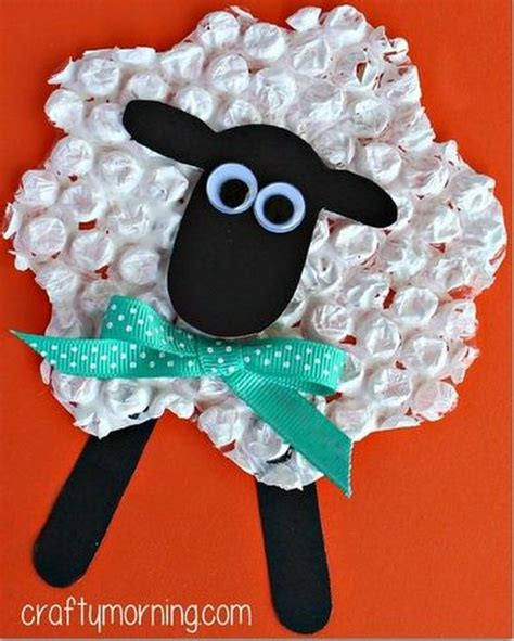 sheep crafts for amazing and sheep crafts projects