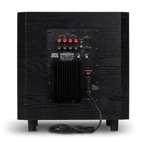 home theater subwoofer amplifier kit review home