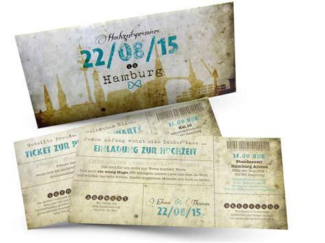 Hochzeitseinladung Eintrittskarte by Vintage Ticket Hochzeitskarten Believe In Magic