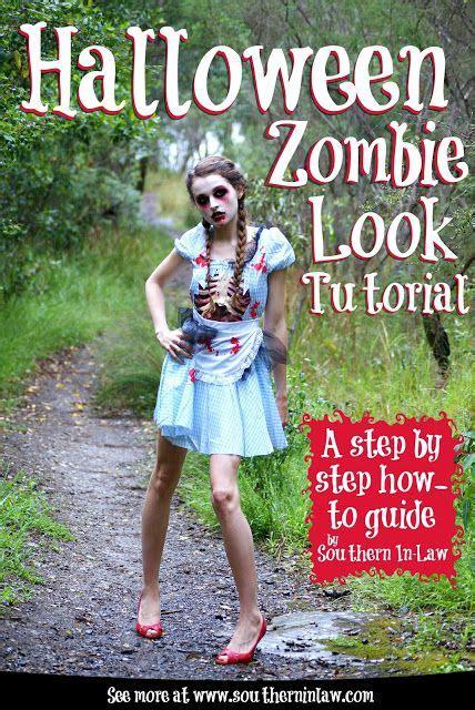 tutorial zombies run 17 best ideas about halloween zombie on pinterest