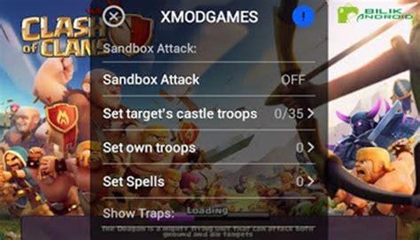 cara membuat xmod game android cara memasang xmod games di clash of clans bilik android