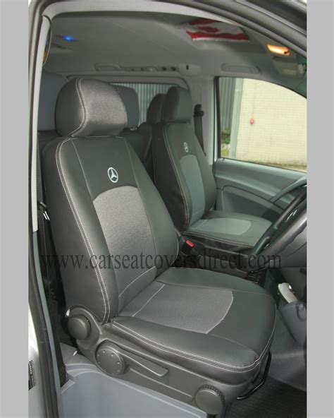 mercedes seat covers mercedes vito seat covers tailored w639 covers car seat