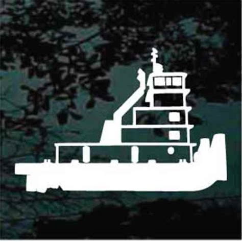 tow boat brands tow boat decals decal junky stick em up