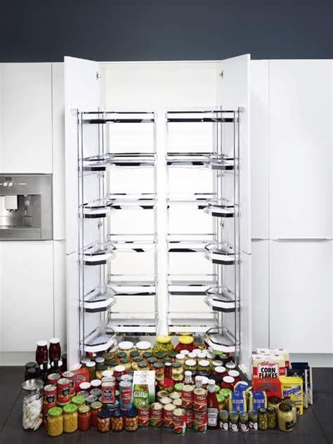 tandem pantry wilmington  clever storage  kesseboehmer