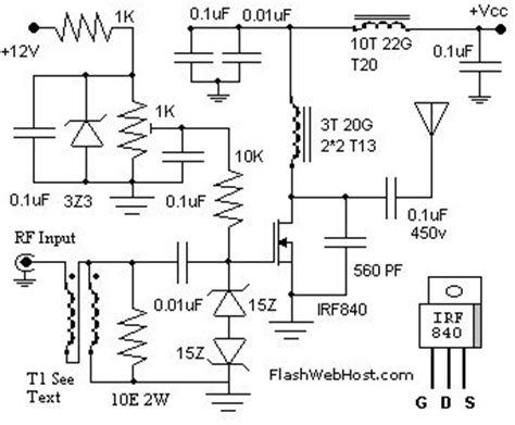 Pcb Power 400 Watt Pa 018b 60w linear lifier with fet eletr 244 nica circuit diagram 60 and projects