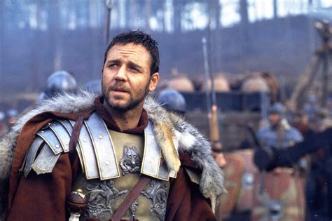 gladiator film hero name gladiator directed by ridley scott film review