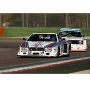 1981 Lancia Beta Montecarlo Turbo  Chassis 1009