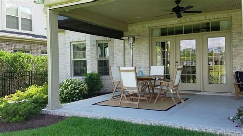 Patio Shades by Motorized Porch And Patio Shades