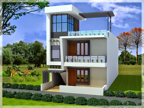 home design for duplex ghar planner leading house plan and house design