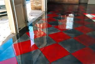 Quikrete Garage Floor Epoxy Reviews by Epoxy Flooring Kit Laferida