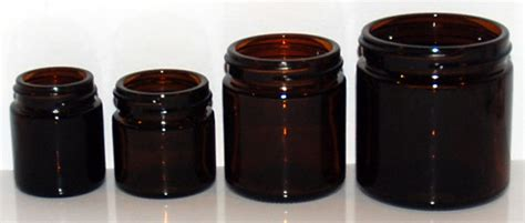 Jar Antis 25 Ml oshun glass jars