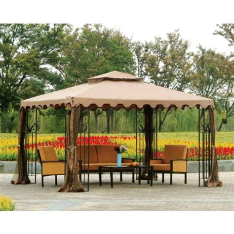 Gazebo To Buy Where To Buy 10 X 12 Roof Gazebo Replacement Canopy