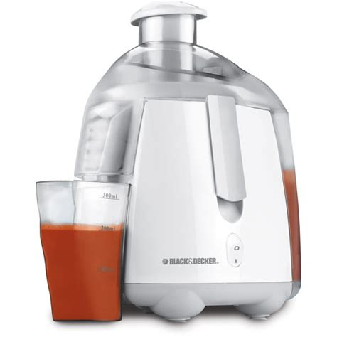 Juicer Black And Decker black and decker 10 oz juice extractor white