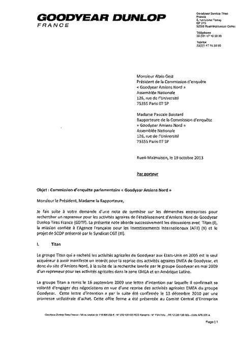 Modèle De Lettre Fermeture D Entreprise N 176 1632 Rapport D Enqu 234 Te De Mme Pascale Boistard