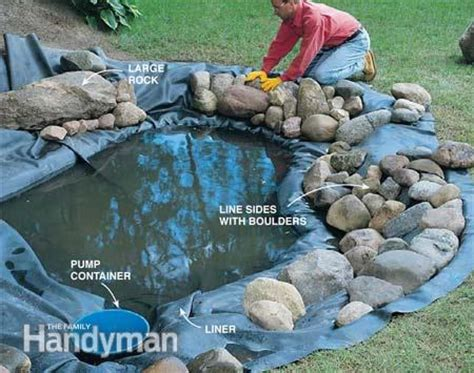 rock the boat full crate how to build a water garden with waterfall the family