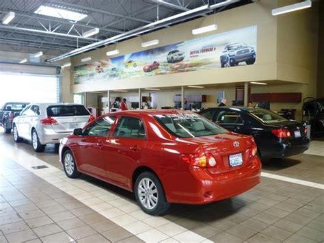 Toyota Renton Toyota Of Renton Renton Wa 98055 Car Dealership And