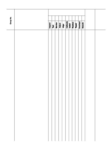Section Ii Maintenance Allocation Chart Tm 5 3810 232