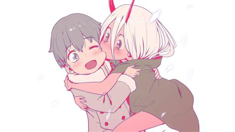 darling   franxx childhood hiro