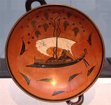 Dionysus Vase by Alberti S Window Bacchus Dionysus In Classical