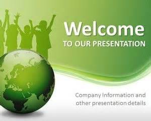 free social responsibility powerpoint template free