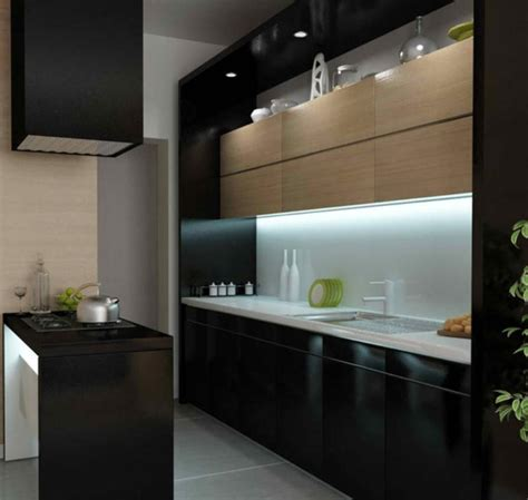 15 unique and modern kitchen 15 contemporary kitchen with black cabinets rilane
