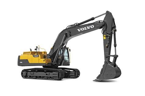 volvo ec crawler excavator vrents construction equipment hire