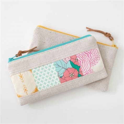 zippered pouch sewing pattern 1000 images about zippered pouches sewing patterns on