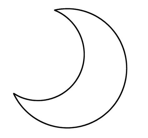 imagenes para colorear luna dibujos de luna y estrellas dibujos infantil de luna y